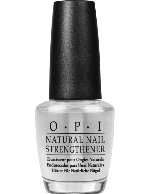 OPI Nail Strengthener Start to Finish