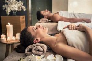 Couple Having Spa Treatment | Bodycraft